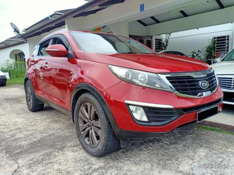 Pictures of KIA SPORTAGE 2. 4AWD GLS HIGH SPEC (AUTO) 2012