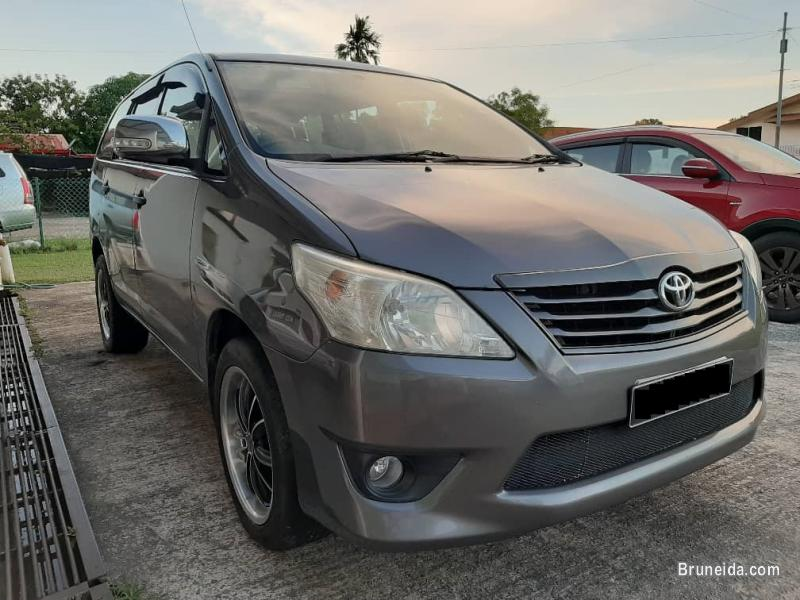 Picture of TOYOTA INNOVA 2. 5E DIESEL (MANUAL)