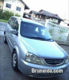 Picture of Kia Carens Reg 2009 for rush sale