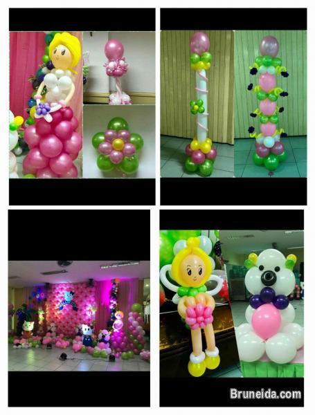 Balloon Decor in Brunei