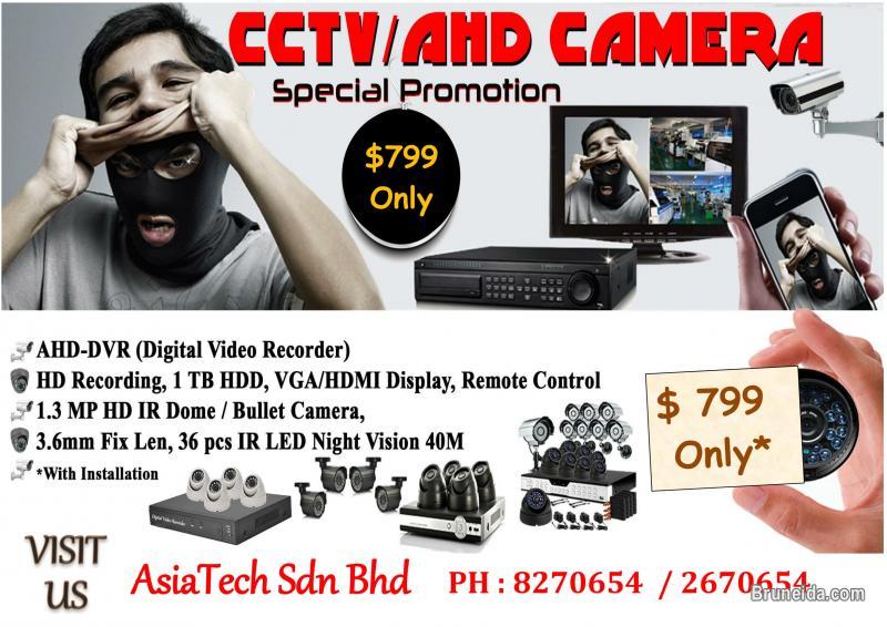 Brunei CCTV in Brunei