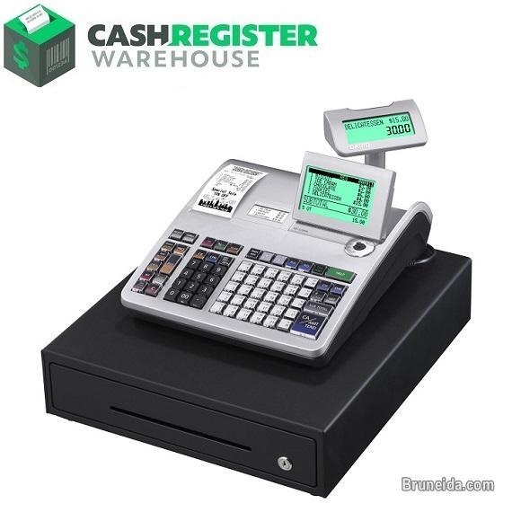 CASH REGISTER MACHINES, PAPER ROLLS, PRICE STICKER