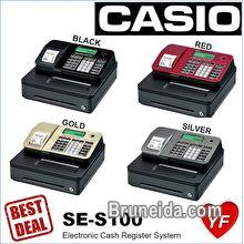 Picture of CASH REGISTER MACHINES, PAPER ROLLS, PRICE STICKER