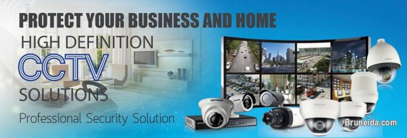 Picture of CCTV INSTALLATION in Tutong