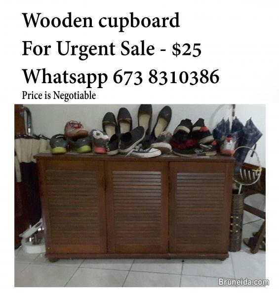 Picture Of Small Wooden Cupboard