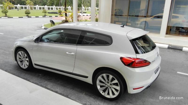 Vw Scirocco Gp 1 4 Tsi 2015 White For Sale Only