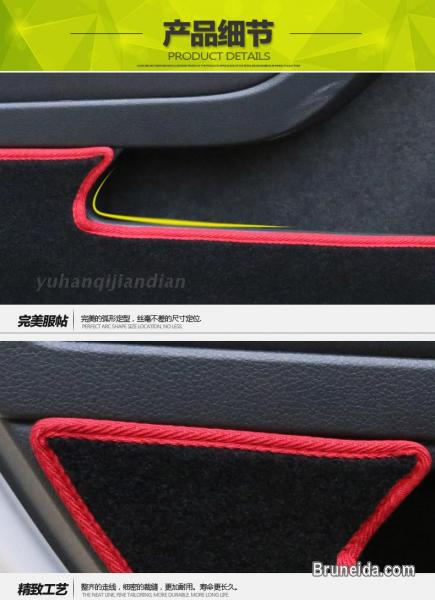 Pictures of Lancer ex door carpet for 4 door
