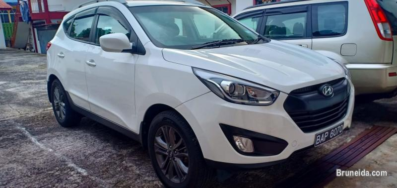 Picture of Hyundai Tucson 2015