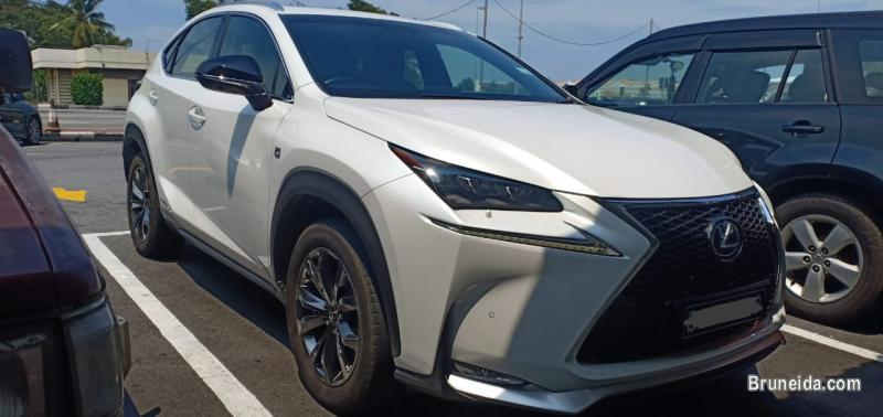 Picture of Lexus NX300h
