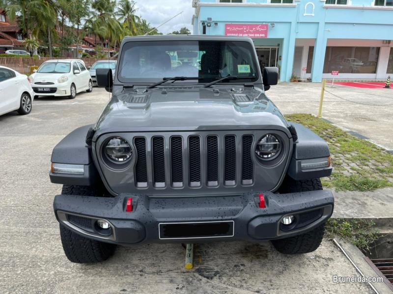 Pictures of Jeep Wrangler Rubicon 2019 Model