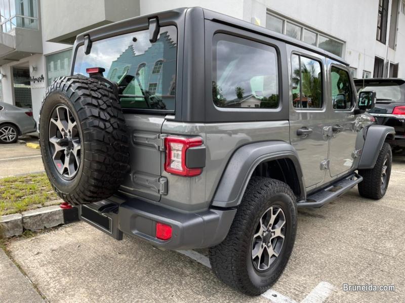 Jeep Wrangler Rubicon 2019 Model