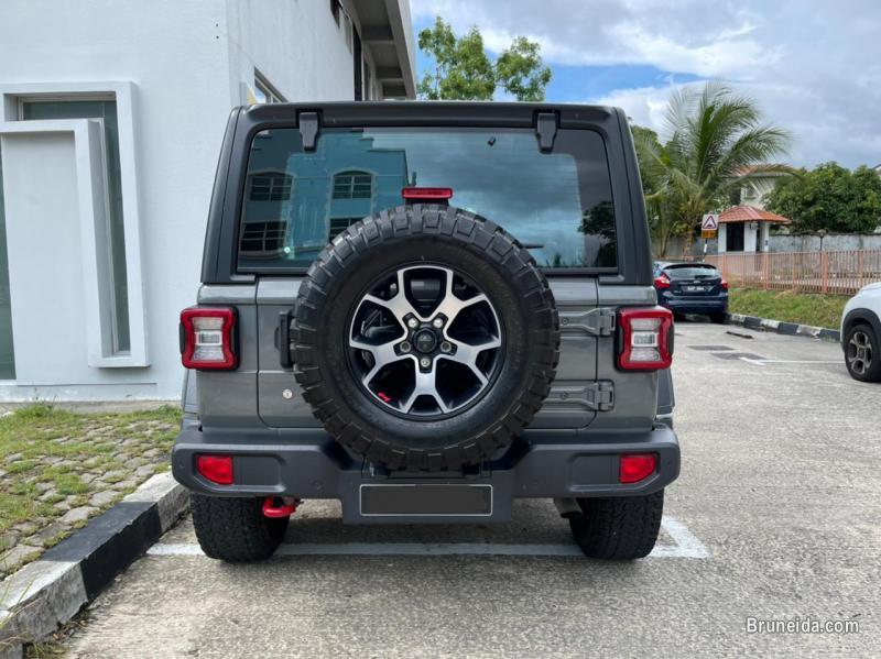 Picture of Jeep Wrangler Rubicon 2019 Model in Brunei