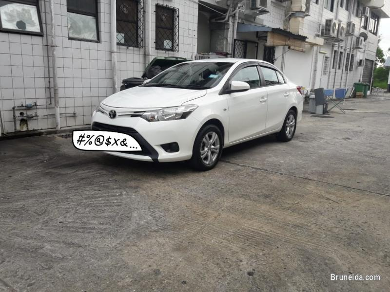 Picture of Toyota Vios 2013 1. 5 Manual for sale (rush)