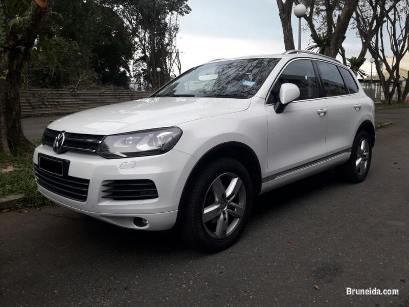 Picture of Volkswagen Touareg