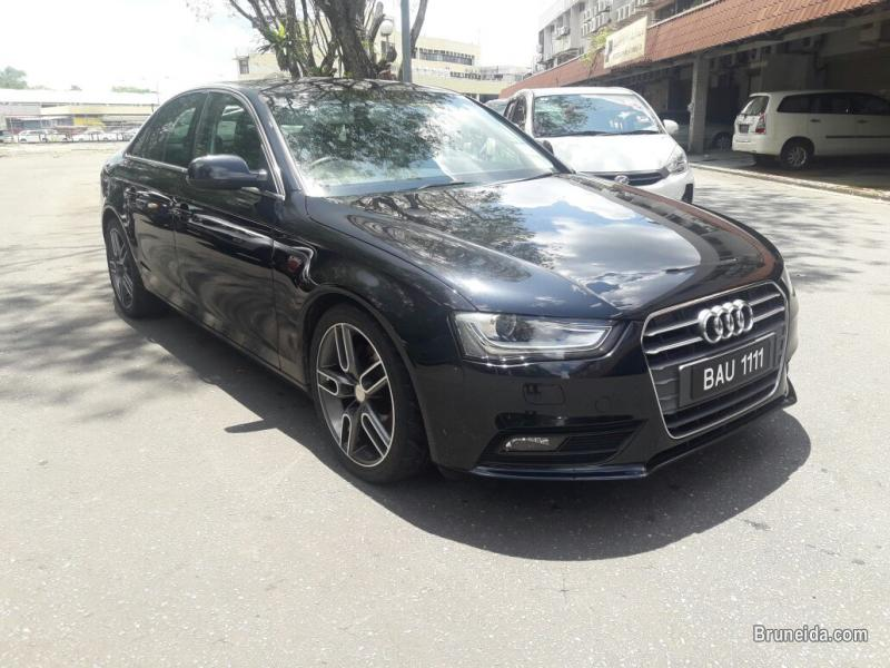 Pictures of Audi A4 2013 model