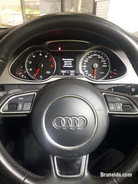 Audi A4 2013 model