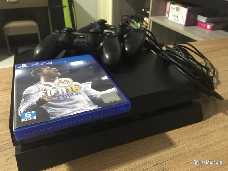 Ps4 500gb asia set for sale
