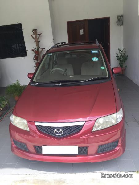 Picture of Mazda Premacy 2, Auto Transmission, Compact MPV, 5 Door, 7 Seater