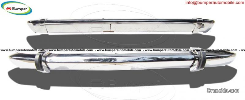 Picture of BMW 2002 year (1968-1971) bumper