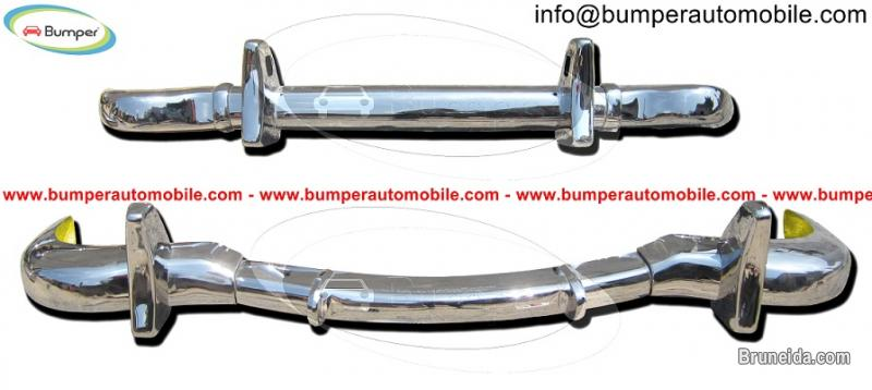 Pictures of Mercedes W190 SL years (1955-1963) bumper