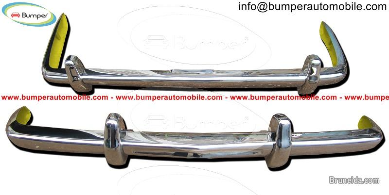 Pictures of Bentley T1 bumpers year (1965-1977)