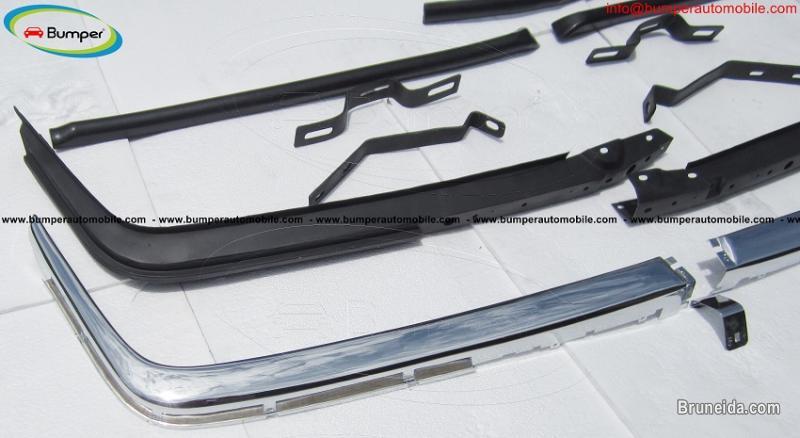 Mercedes W107SL bumper stainless steel (280SL, 380SL, 450SL) in Belait