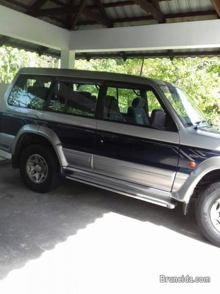 Picture of MITSUBISHI PAJEO FOR SALE