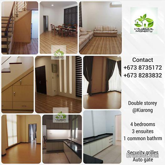 Picture of Double storey house for rent - Kiarong