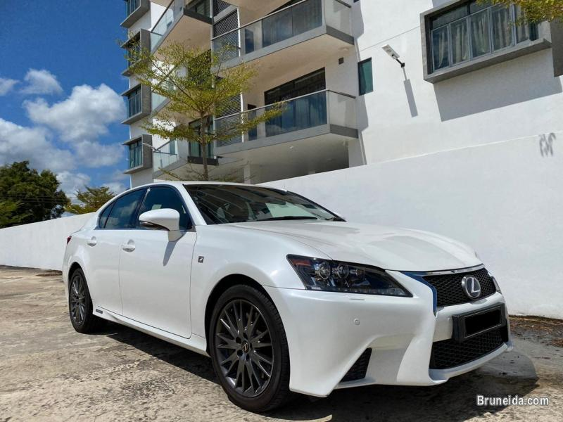 Picture of Lexus GS450h F-Sport
