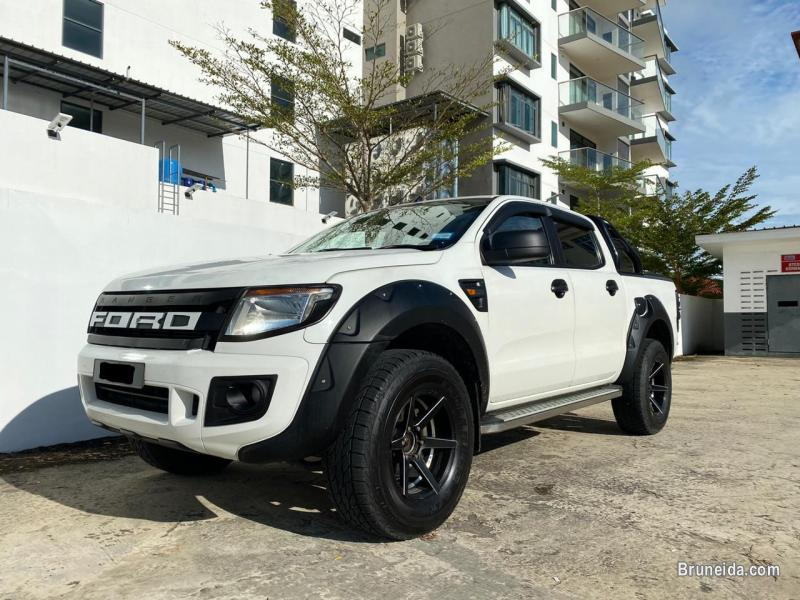 Picture of Ford Ranger 3. 2cc