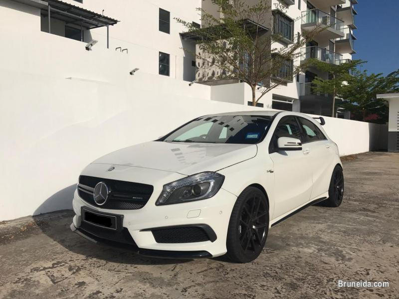 Picture of Mercedes Benz A45 AMG 4matic