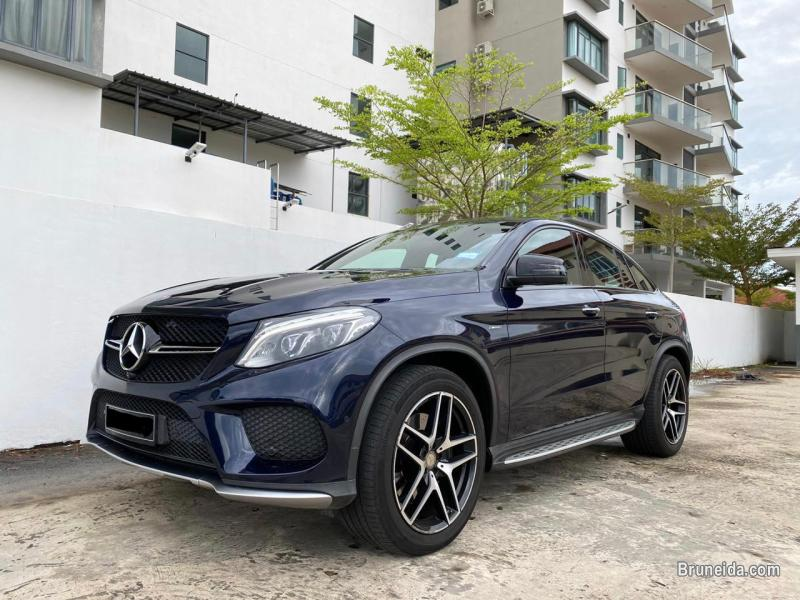 Picture of Mercedes GLE 43 AMG 4matic (High Spec)