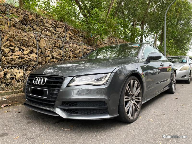 Pictures of Audi A7 3. 0 TFSI Quattro