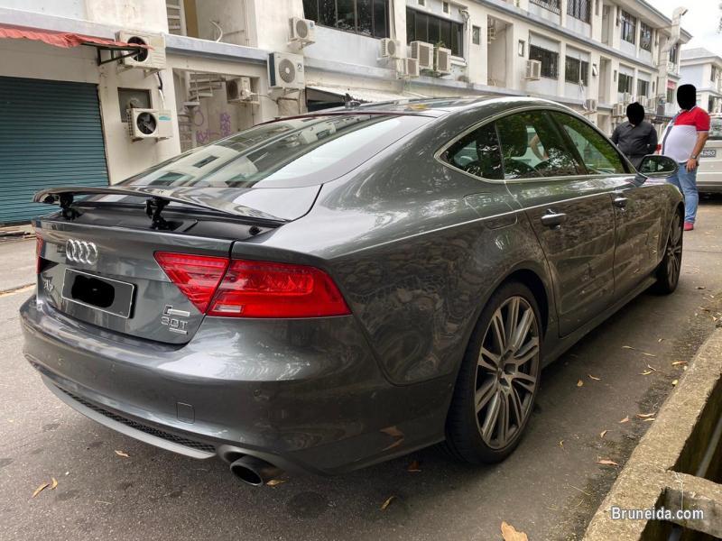 Audi A7 3. 0 TFSI Quattro