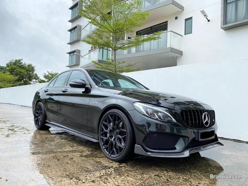 Picture of Mercedes C43 AMG Sport+