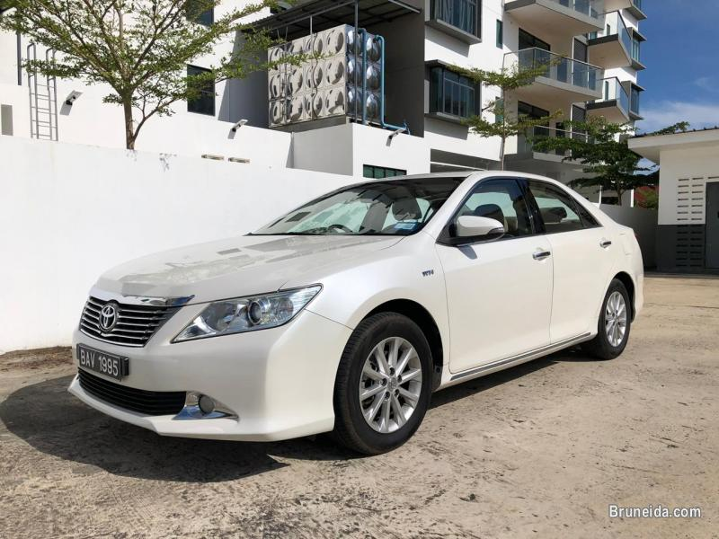 Picture of Toyota Camry 2. 0