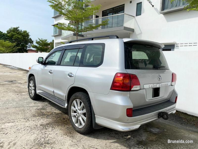 Toyota Land Cruiser Turbo VX