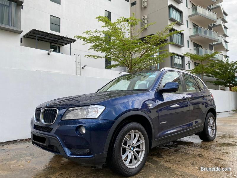 Pictures of BMW X3 XDrive (Twin Turbo)