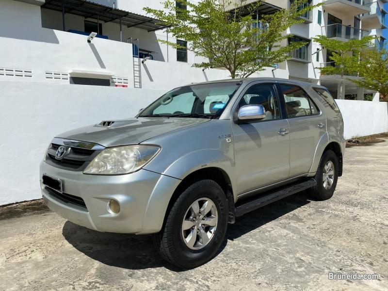 Picture of Toyota Fortuner 3. 0 4WD