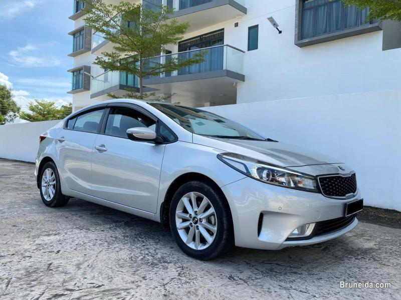 Picture of Kia Cerato Sedan
