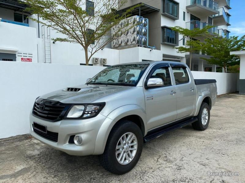 Picture of Toyota Hilux 3. 0cc