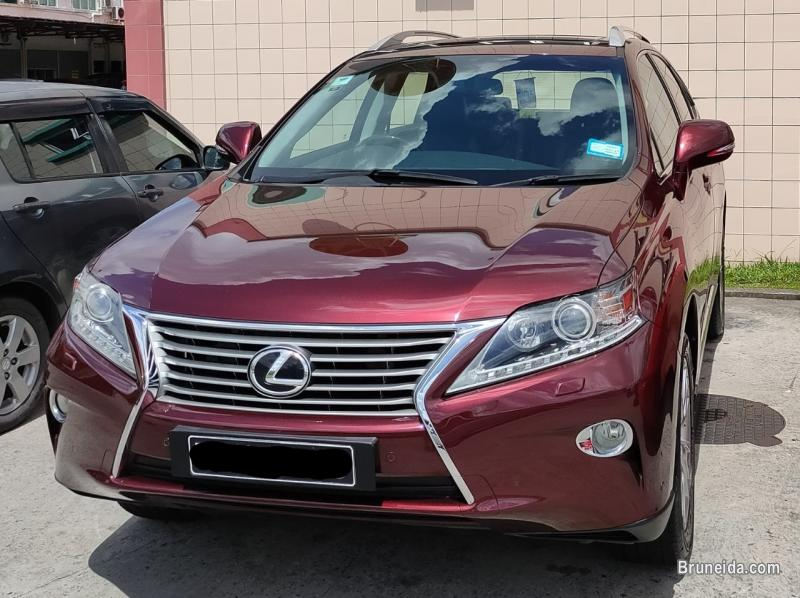 Picture of Lexus RX350