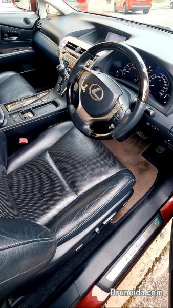 Lexus RX350 in Belait