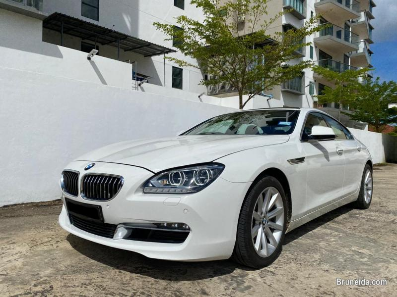 Pictures of BMW 640i Gran Coupe