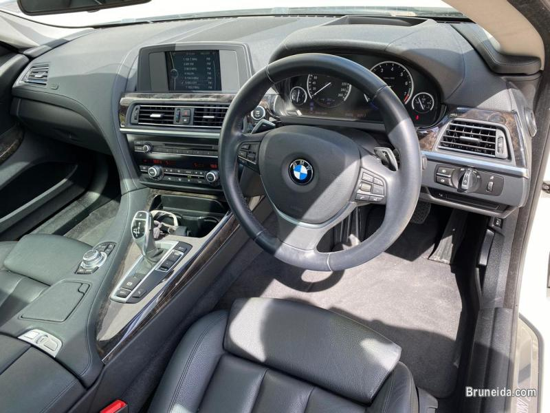 BMW 640i Gran Coupe in Belait