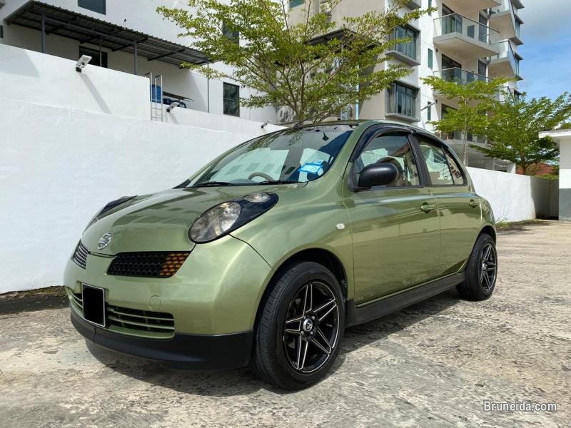 Picture of Nissan March