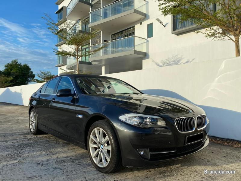 Picture of BMW 528i (Twin Turbo)