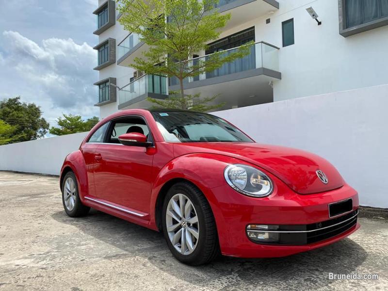 Picture of Volkswagen Beetle 1. 4 TSI