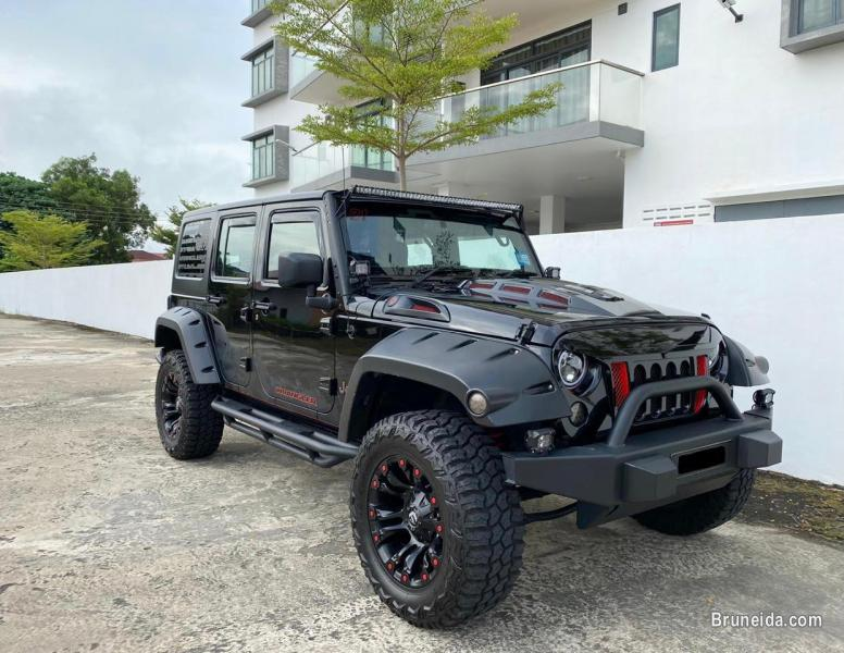Pictures of Jeep Wrangler Sahara 3. 0 V6