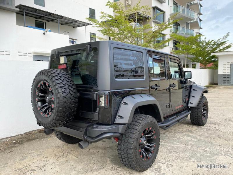 Jeep Wrangler Sahara 3. 0 V6
